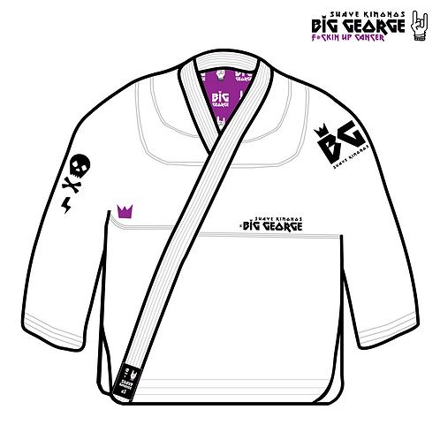 Big George | Kids Gi | White or Black