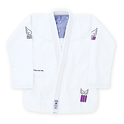 Tahlia | Adults Gi | White