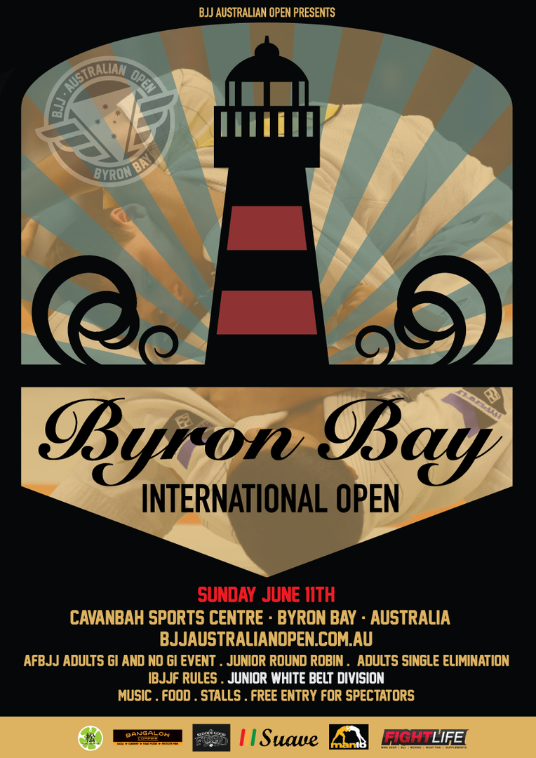 Byron Bay Open 2017