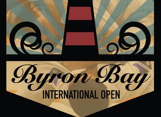 Byron Bay International Open - June 11th 2017