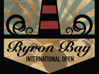 Byron Bay International Open - June 11th 2017