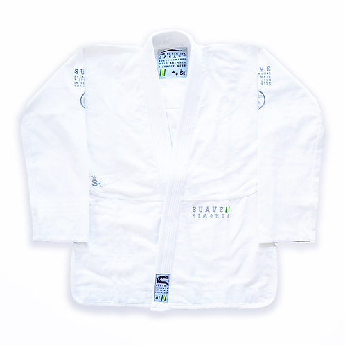 Jacare | Adults Gi | White