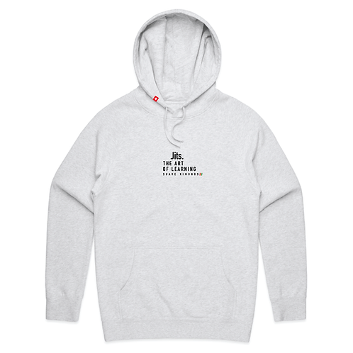 Hoodie | Art Of Learning | Light Grey