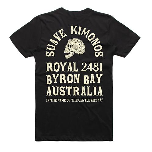 Tshirt | Royal 2481 | Black