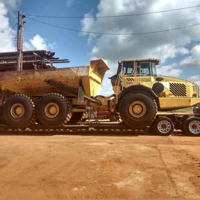 Volvo A40D Dump Truck