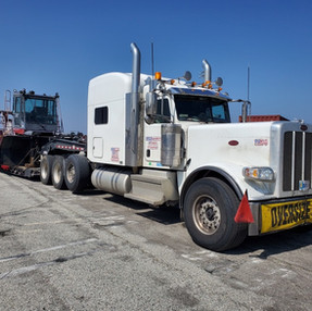 Taylor THDC-975 Container Handler