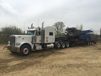American Augers DD-440T drill