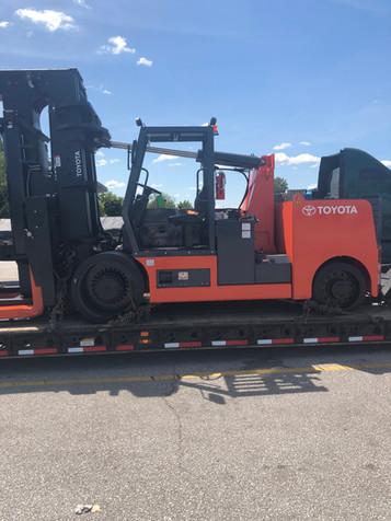 Toyota THDA 60/80 Forklift