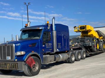 Grove RT880E Crane