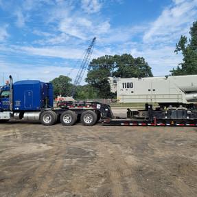 Linkbelt TCC-1100 Crane
