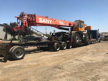 SANY SRC865 Crane
