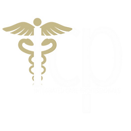 ICP Logo_Caduceus_WHITE&GOLD_NOBACKGROUN