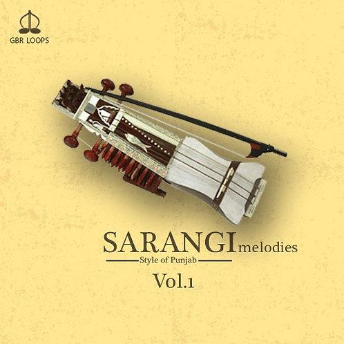 """Sarangi Melodies """"Style Of Punjab"""""""
