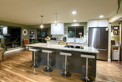 I like to create space and functionality with what is available in the room. A kitchen doesn't have to be five hundred square feet to be useable. I enjoy working with older homes and mid century northwest style. Many styles of the northwest come from our Japanese and Scandinavian heritage but I like to work with what the client wants within their budget.