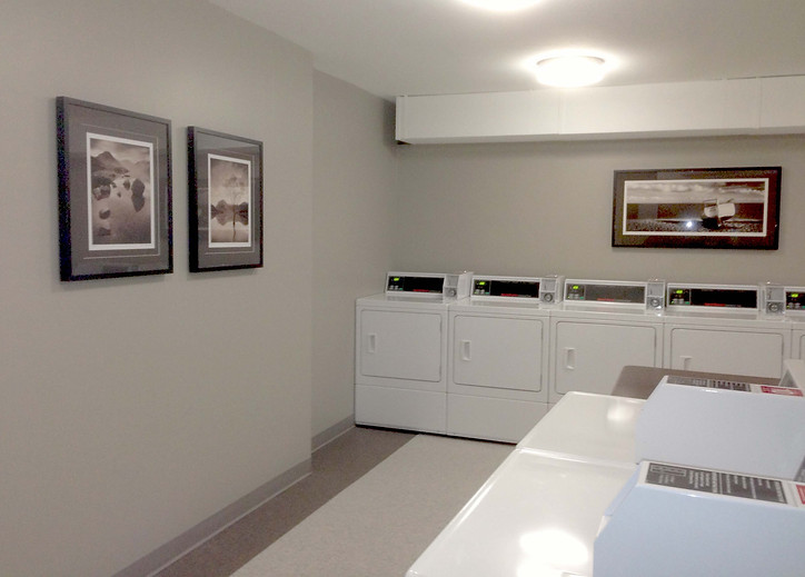Commercial Laundry Design