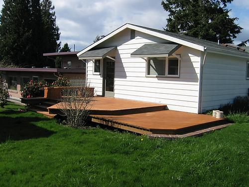Simple Deck Addition