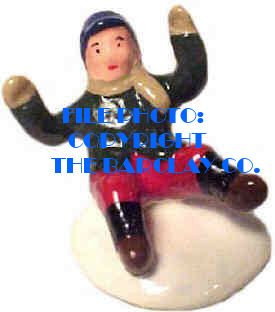 #4063 - Boy Sliding