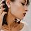 Thumbnail: Boucles d'oreilles Mila