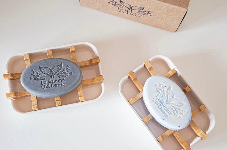 Porte-savon 100% biodégradable