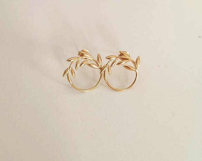 Boucles d'oreilles Zaria