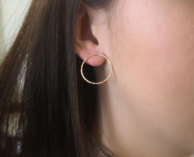 Boucles d'oreilles Elena