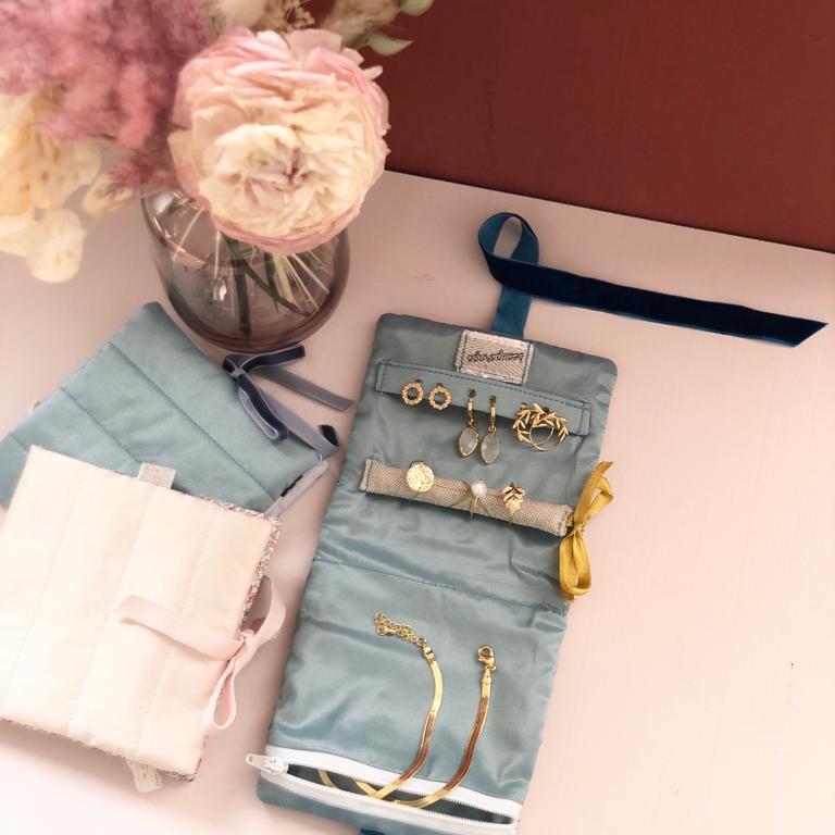 Atelier pochette à bijoux