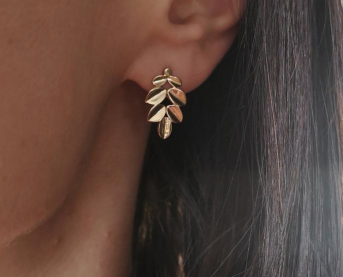 Boucles d'oreilles Sienna