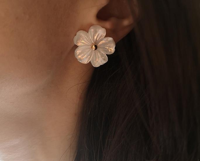 Boucles d'oreilles Mila medium
