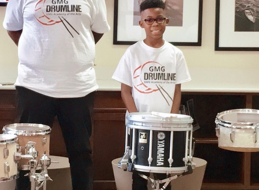 GMG Alumni accepted to play on High School Band
