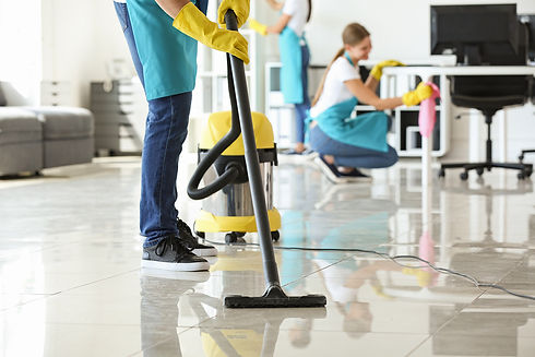 Commercial office cleaning - Online Clea