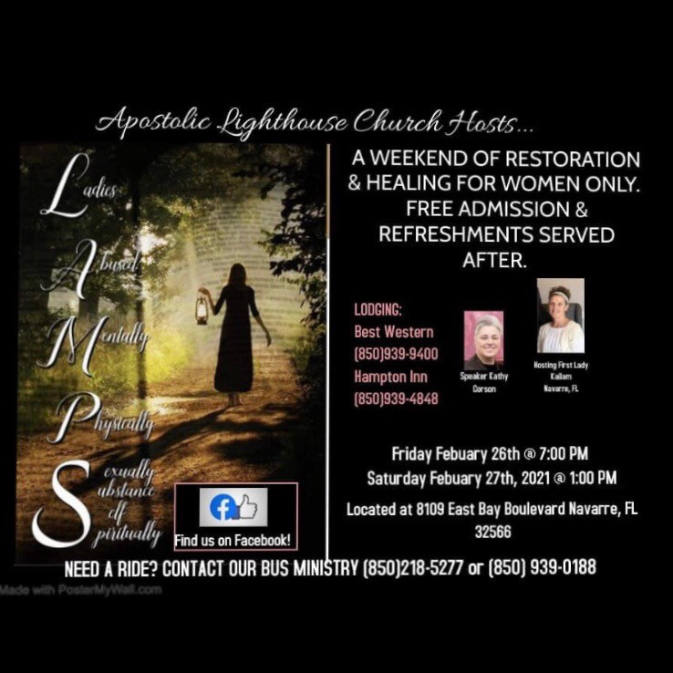 LAMPS Ladies Seminar