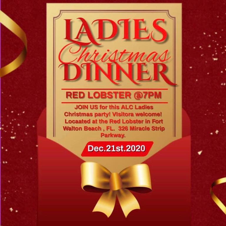Ladies Annual Christmas Dinner