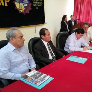 Nueva infraestructura y equipamiento para laboratorios de la Facultad de Ingeniería Industrial de la Universidad Nacional de Piura