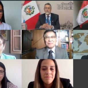 """Presidente Francisco Sagasti: """"Los jóvenes tiene derecho a acceder a una educación superior de calidad"""""""