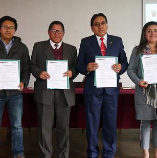 Nuevo campus de estudios para el Instituto Superior Tecnológico Público (IESTP) Santiago Antúnez de Mayolo en Huancayo - Junín