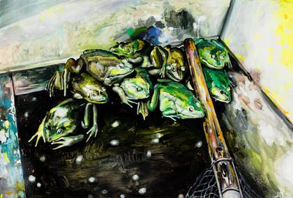 개구리 Frogs
