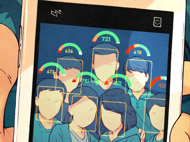 Television Becomes Reality: The Social Credit System in China