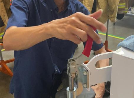 Moisture Barrier Testing