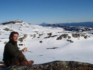 I denne bloggen skal jeg dele noen av møtene jeg har inne i naturen. jeg håper de kan være til inspi