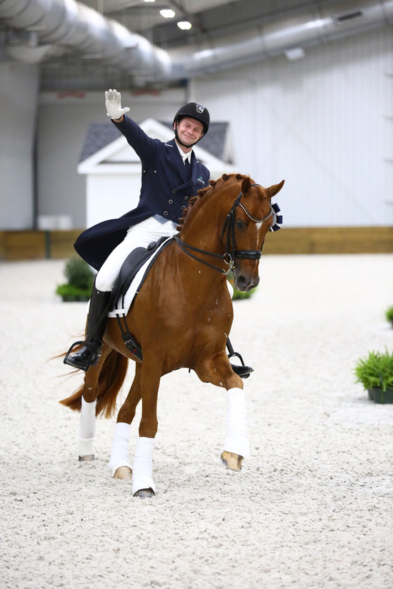 Five Star and Kevin Kohman at World Eque