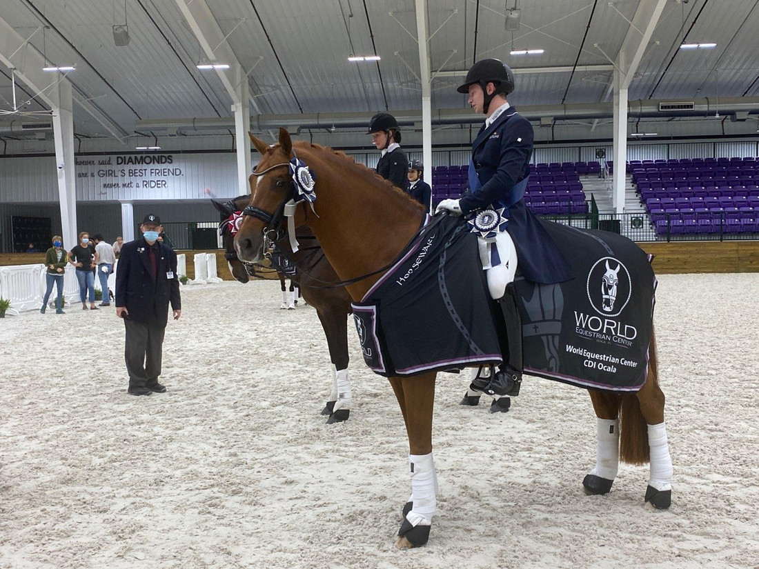 Five Star wins 1st Place at World Equest