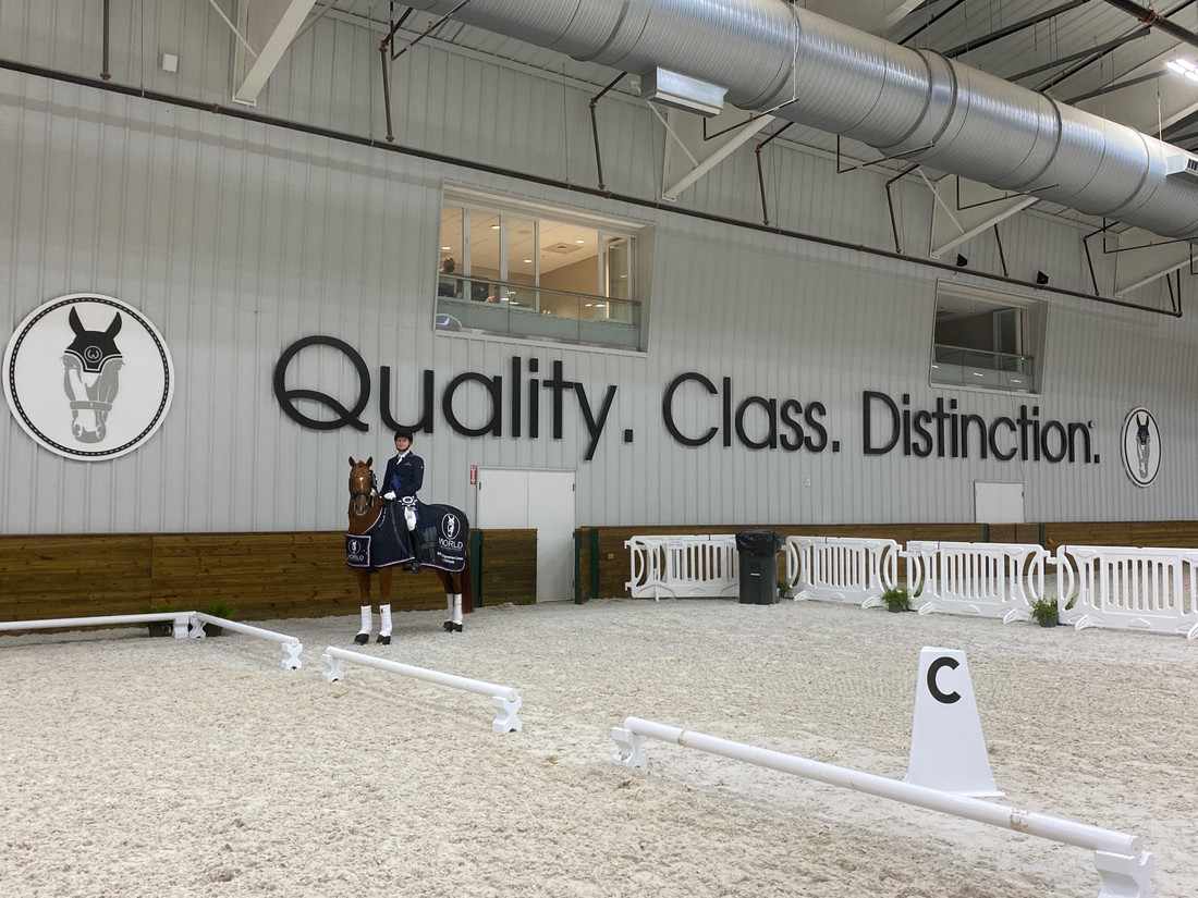 Five Star at World Equestrian Center in