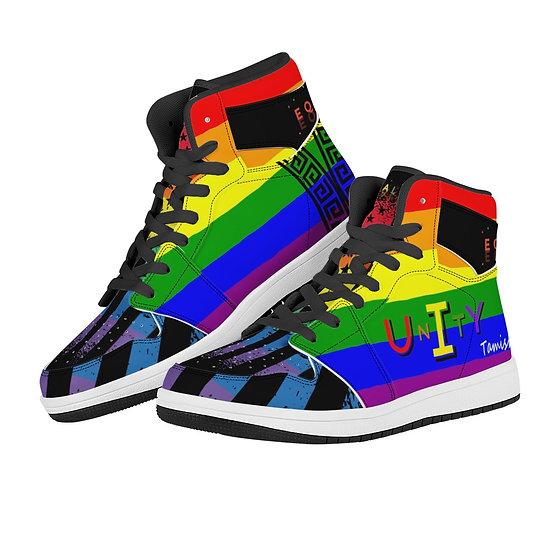 Tamisha Iman Signature Unity High Top Sneaker