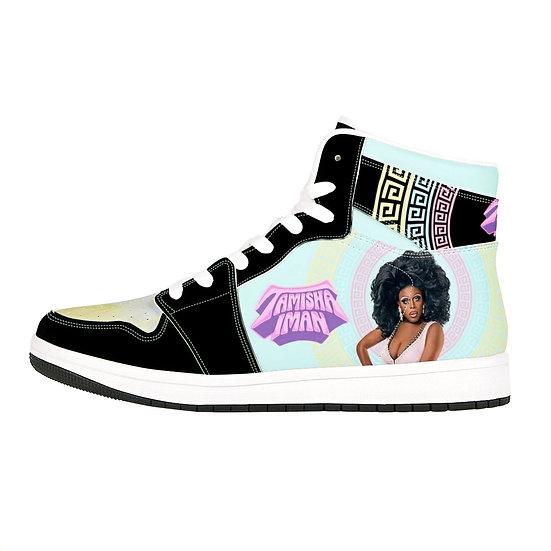 Tamisha Iman Signature High Top Sneakers