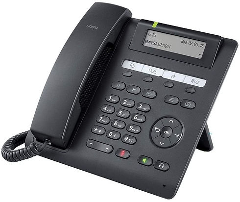 Openscape Desk Phone CP200:CP205 SIP:HFA