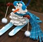 pinecone ski snowman.jpg
