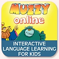 Muzzy - learn a new language for kids