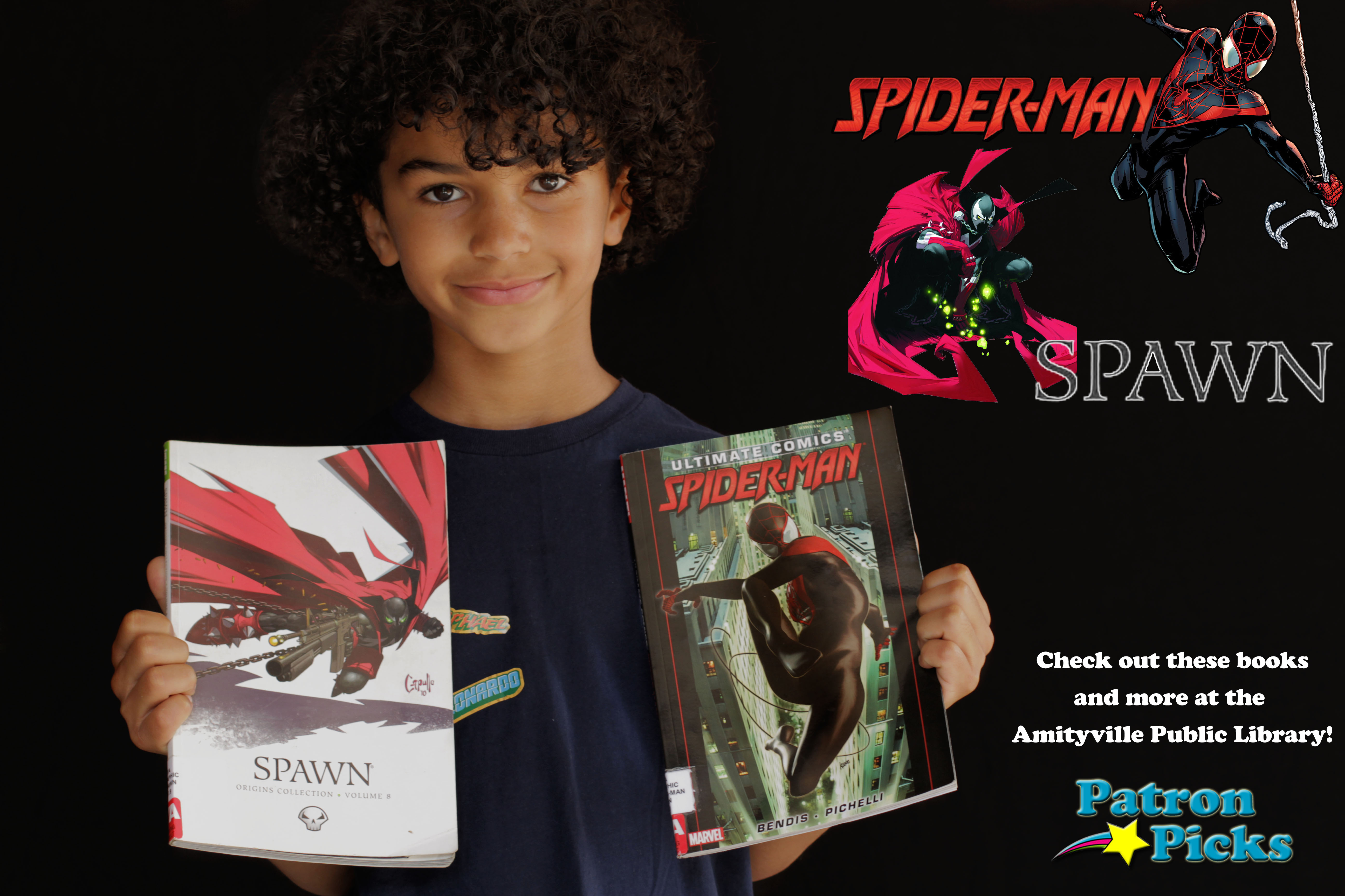 Ultimate comics Spider-Man. Vol. 1