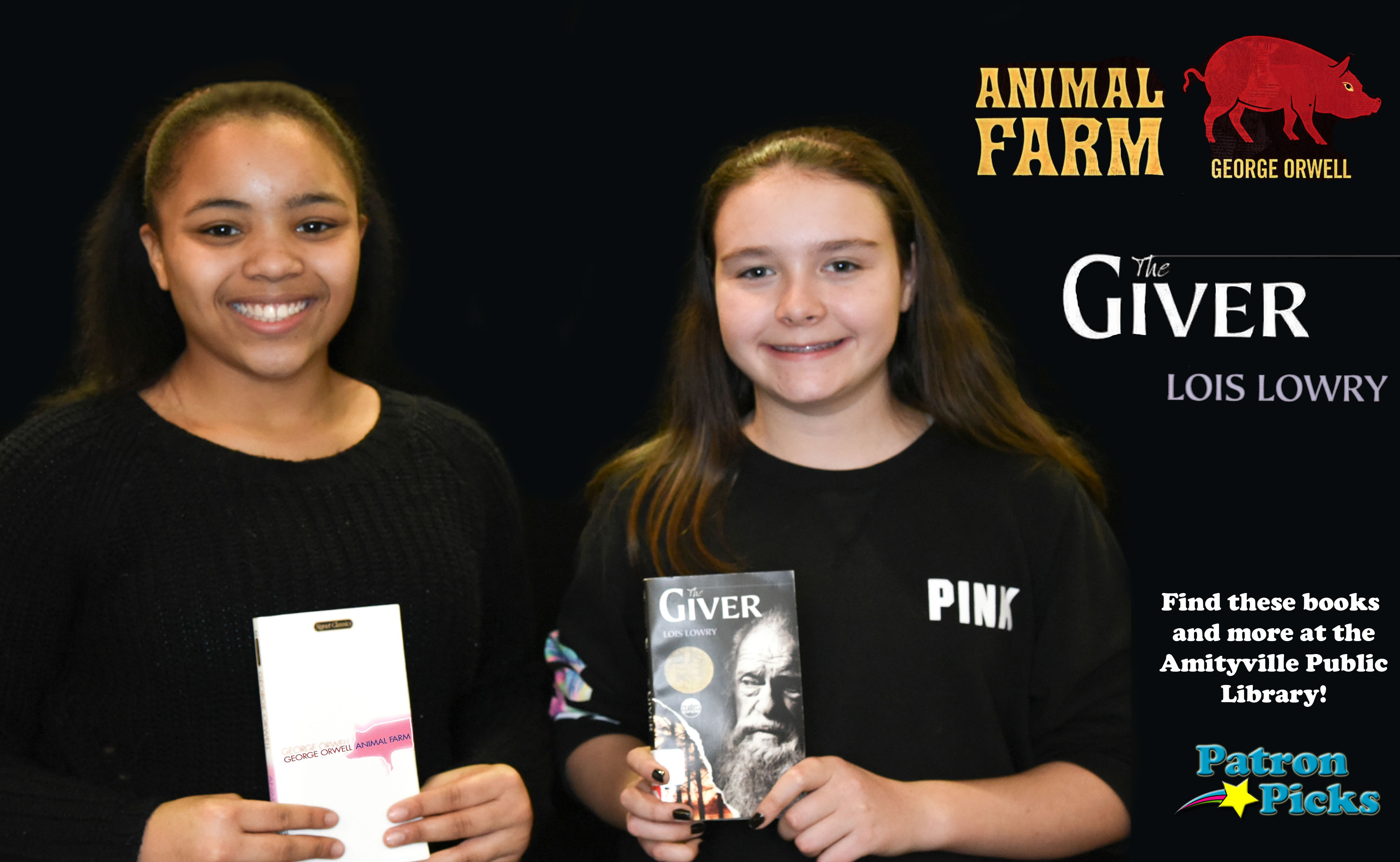Animal Farm & The Giver