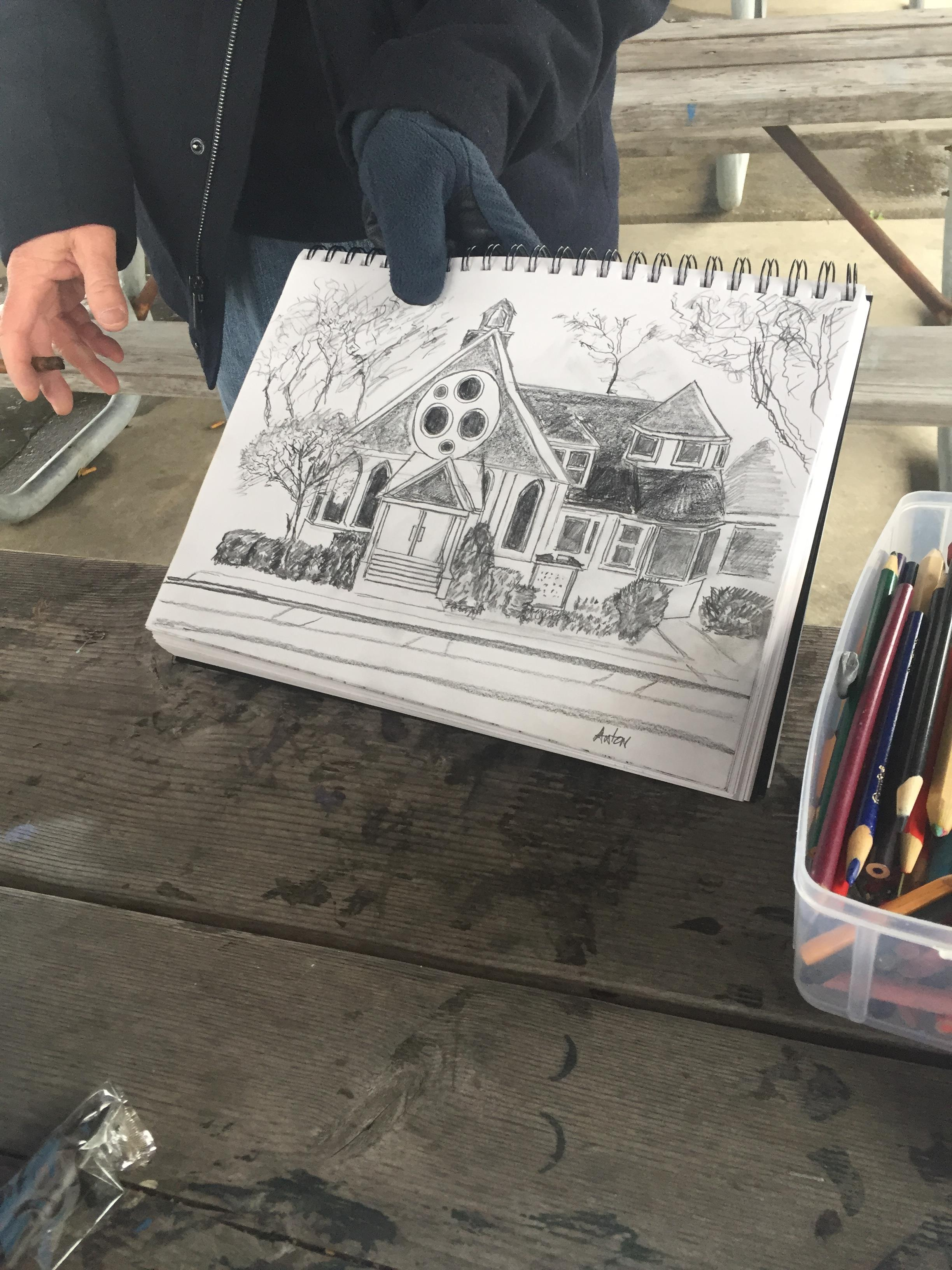 Community Sketch Meetup March 2017